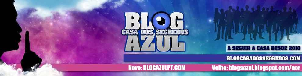 Blog Azul da Casa dos Segredos
