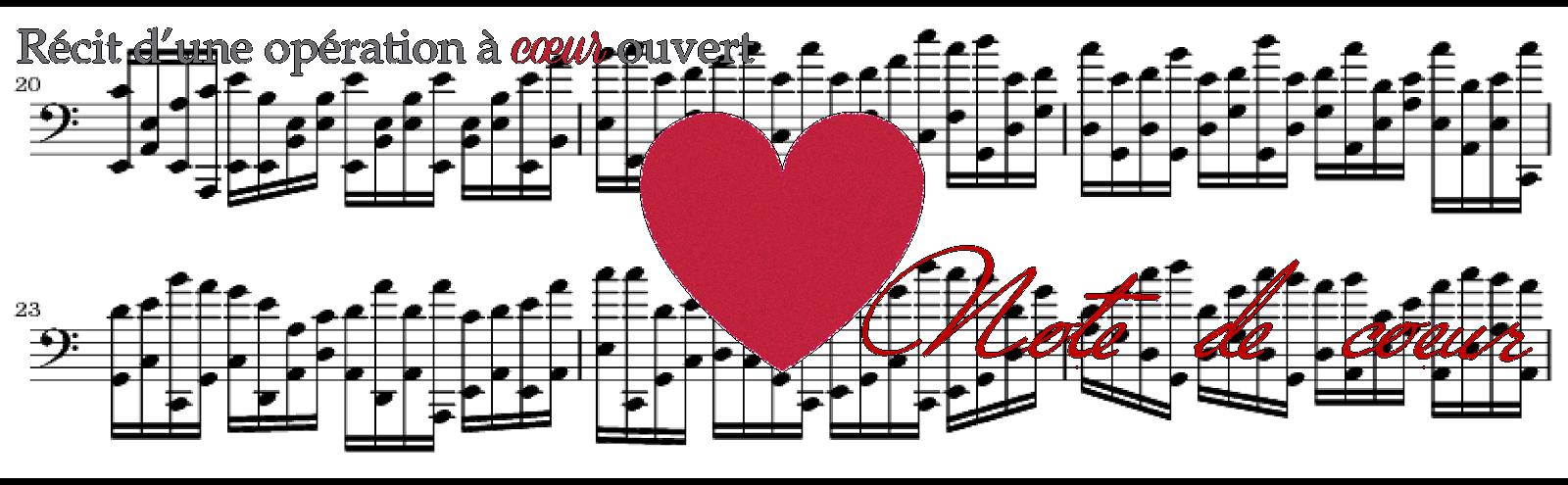 Note de Coeur