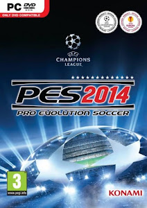 Cover Of Pro Evolution Soccer 2014 Full Latest Version PC Game Free Download Mediafire Links At Downloadingzoo.Com