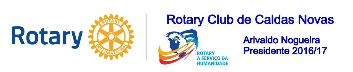 ROTARY CLUB DE CALDAS NOVAS - GOIAS