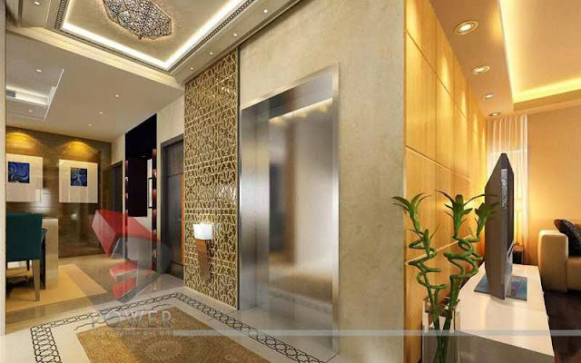 Ultra modern home designs home designs house 3d - Hotel interior and exterior design ...