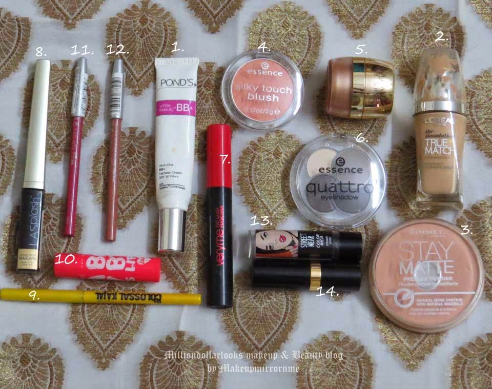 Monthly Favorites: Makeup and Beauty products October edition, Indian makeup and beauty blog, Top indian beauty blogs, Makeup blogger india, Indian beauty blogger, Makeupmirrornme, http://milliondollarlooks.blogspot.com/