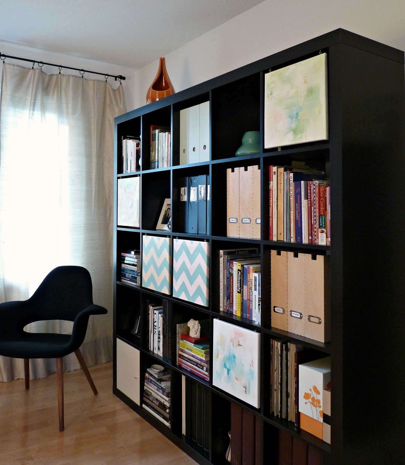 my artful ikea expedit hack dans le lakehouse. Black Bedroom Furniture Sets. Home Design Ideas