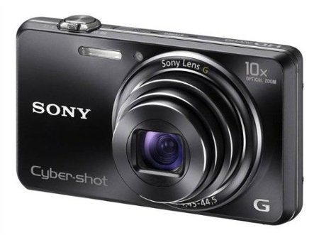 Sony Cyber-Shot DSC-WX100 Compact System Camera