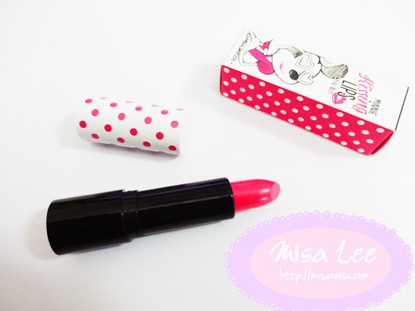 etude house minnie lipstick