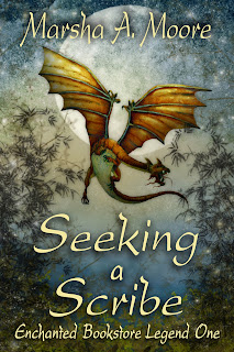 http://www.amazon.com/Seeking-Scribe-Enchanted-Bookstore-ebook/dp/B007JVYSSI/ref=sr_1_1?s=digital-text&ie=UTF8&qid=1331740464&sr=1-1