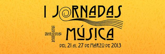 I Jornadas + Música