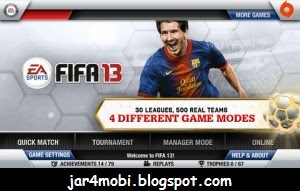FIFA 13 IPA DOWNLOAD