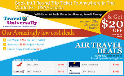Flight tickets booking and hotel deals offers