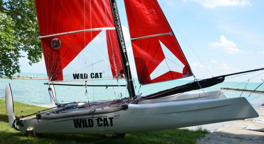 Eladó Hobie Wildcat