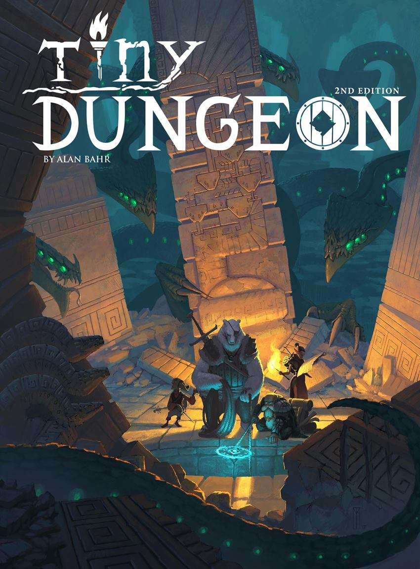 Tiny Dungeons 2e