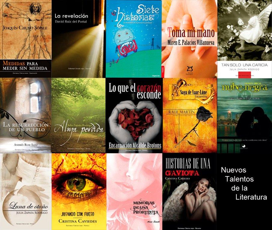 NUEVOS TALENTOS DE LA LITERATURA