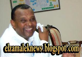 إبراهيم يوسف عضو مجلس إدارة نادي الزمالك