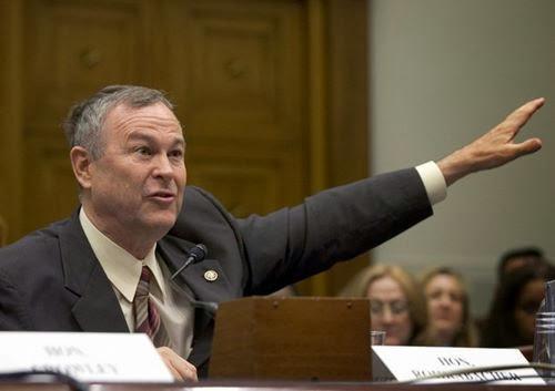Ông Dana Rohrabacher , Chủ tịch Tiểu ban Đối ngoại của Hạ viện Mỹ