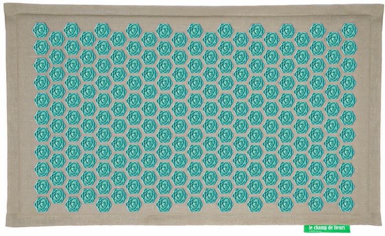 tapis de fleurs - Tapis Fleur