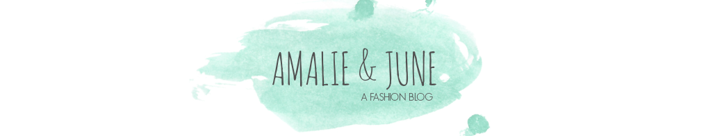 Amalie and June's blog