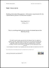 PAS 1192-2:2012