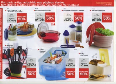 Fagonhita blogs sapo moreover Colchas Concord together with Tupperware India likewise  on catalogo tupperwere