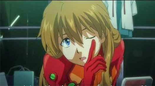 Asuka langley Neon genesis evangelion | Anime PJM