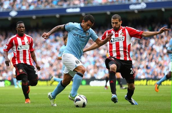 Prediksi Manchester City vs Sunderland 2 Maret 2014