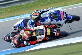 Lorenzo dan Bautista Kecelakaan