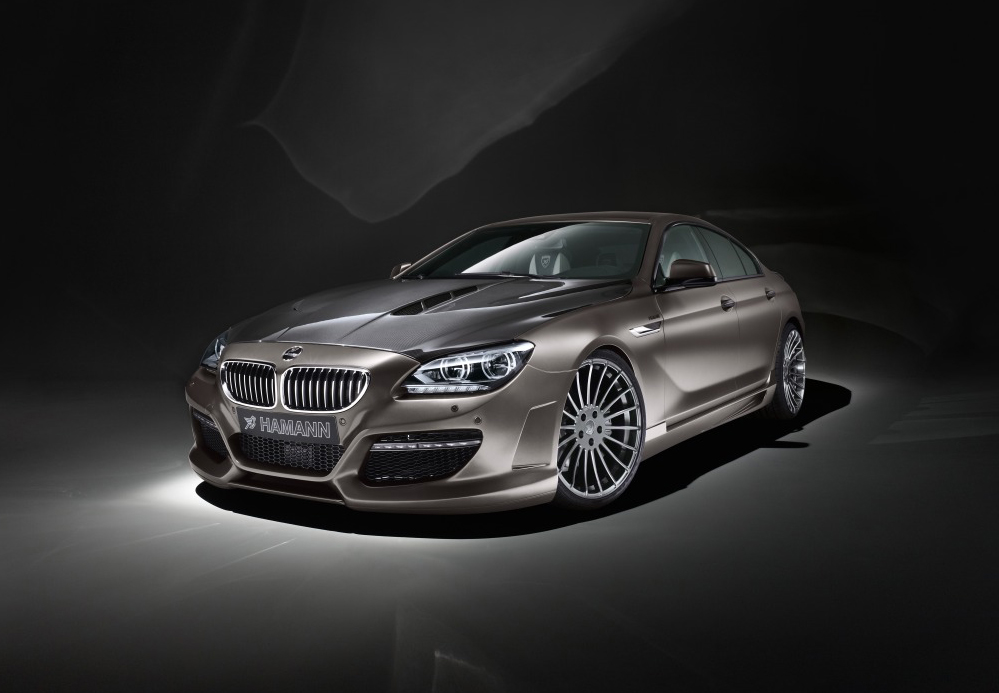 2013 Hamann BMW 6 Series Gran Coupe