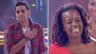 Álex Escribano y Tina Riobo a las finales