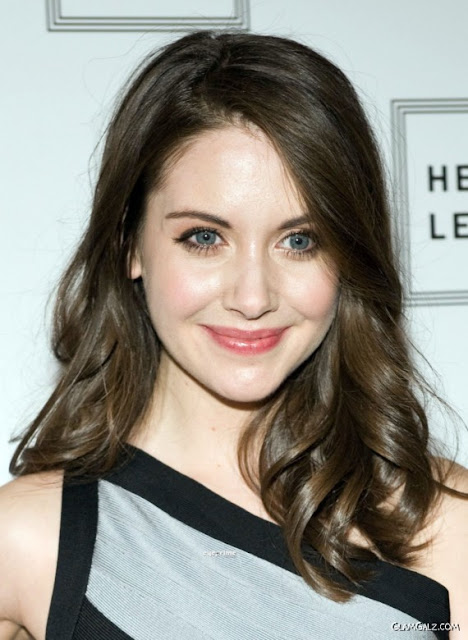 Actress Alison Brie