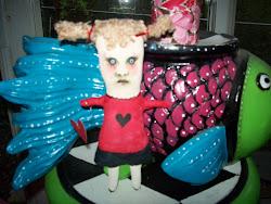 Sandy doll!