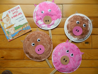 pancake crafts for preschoolers puddle wonderful learning preschool activities letter of 616