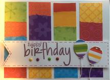Beth's Handmade Cards
