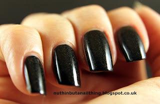 a england bridal veil nail polish
