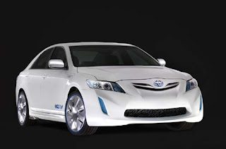 Cool Trends Motorcycles: Top of competition Toyota Camry 2012