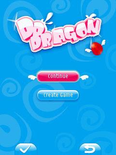 game nokia S60v3 DD Dragon