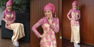 model jilbab pashmina untuk kondangan