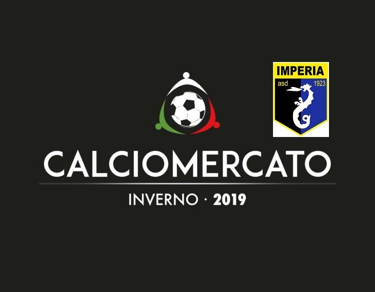 Calciomercato inverno 2019 Imperia