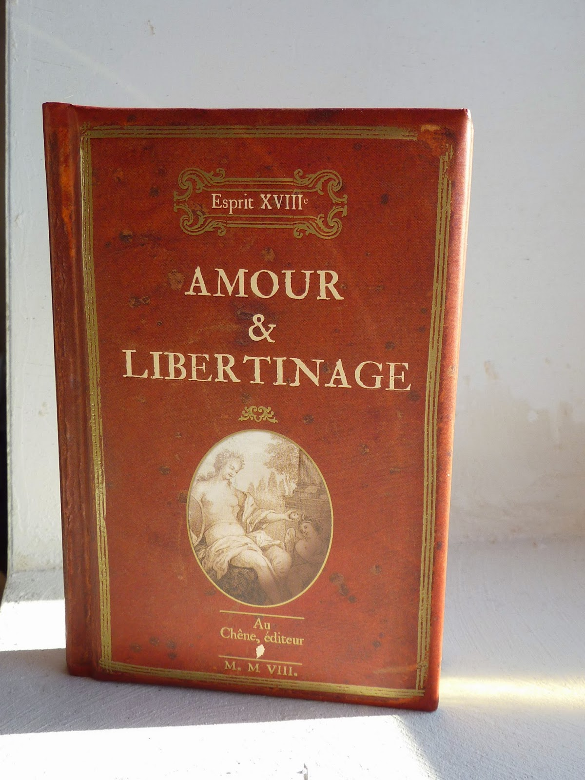 Amour et libertinage - anthologie