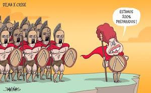 Dilma x crise