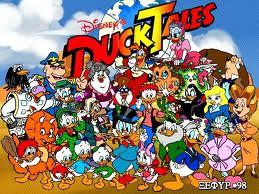 Duck Tales Comic