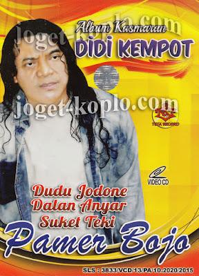 Album Kasmaran Didi Kempot 2016