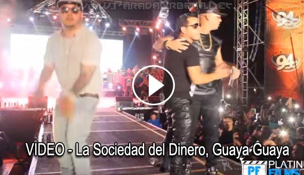 VIDEO - La Sociedad del Dinero, Guaya Guaya