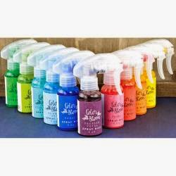 Stockist Of Color Bloom Sprays