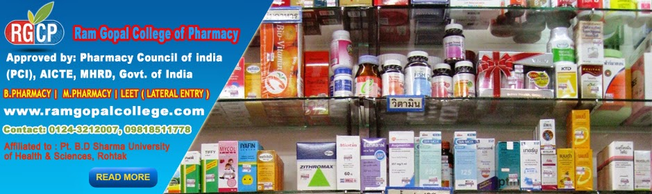 Pharmacy Colleges in gurgaon