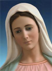 Maria, Regina dell'amore e della pace, prega per noi