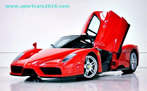 New Ferrari Enzo