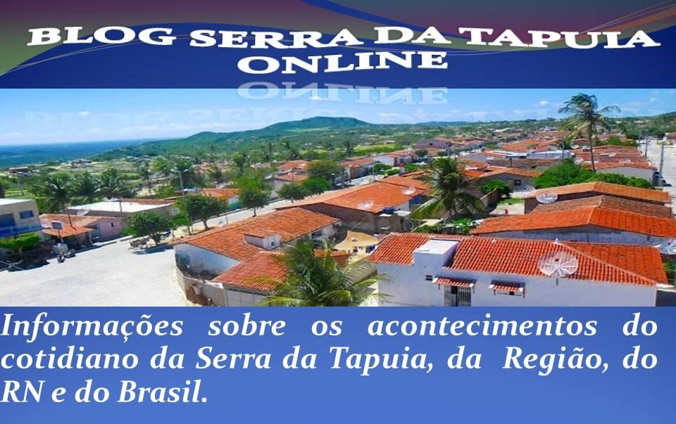 Serra da Tapuia online