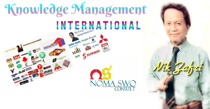 Global Knowledge Management and Economy - Nik Zafri