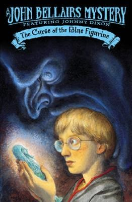 cover of The Curse of the Blue Figurine