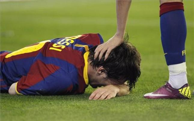 Barcelona Perdio la Liga en su Casa, Messi no figuro