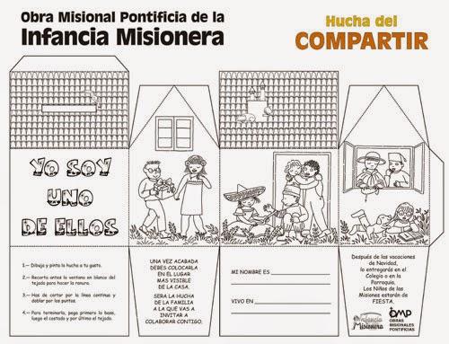 Navidad misionera y solidaria